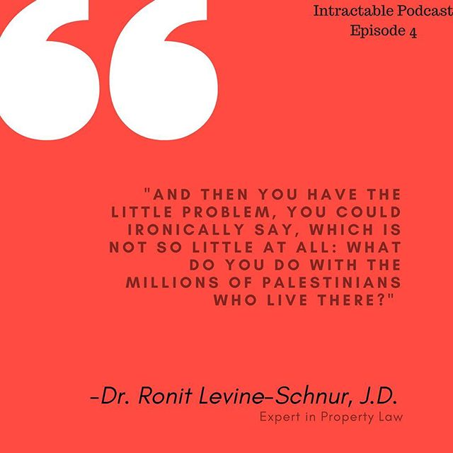 "Episode 4, ""The House on the Hill"" is live now! Tune in for conversations with legal experts, historians, a documentarian, and—most importantly—a religious settler and a Palestinian. Link in bio.  #conflict #israel #palestine #israelipalestinian #peace #negotiation #westbank #international #law #settlement #gushetzion #history #judea #samaria #palestinian #israeli #intractable #podcast #quote #politics"