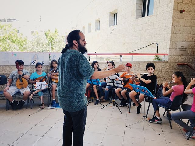 "The best amateur music group in the Middle East? Maybe! Tune in to Episode 7, ""The Kids Are Alright"" to hear some real jams performed by students at Hand in Hand, a bilingual Arabic-Hebrew school. . #conflict #peace #Jerusalem #handinhand #yadbyad #palestine #israel #israeli #palestinian #education #israelipalestinianconflict #middleeast #politics #mindsofpeace #negotiation #peacetalk #popular #diplomacy #movement #intractable #intractablepodcast #podcast"