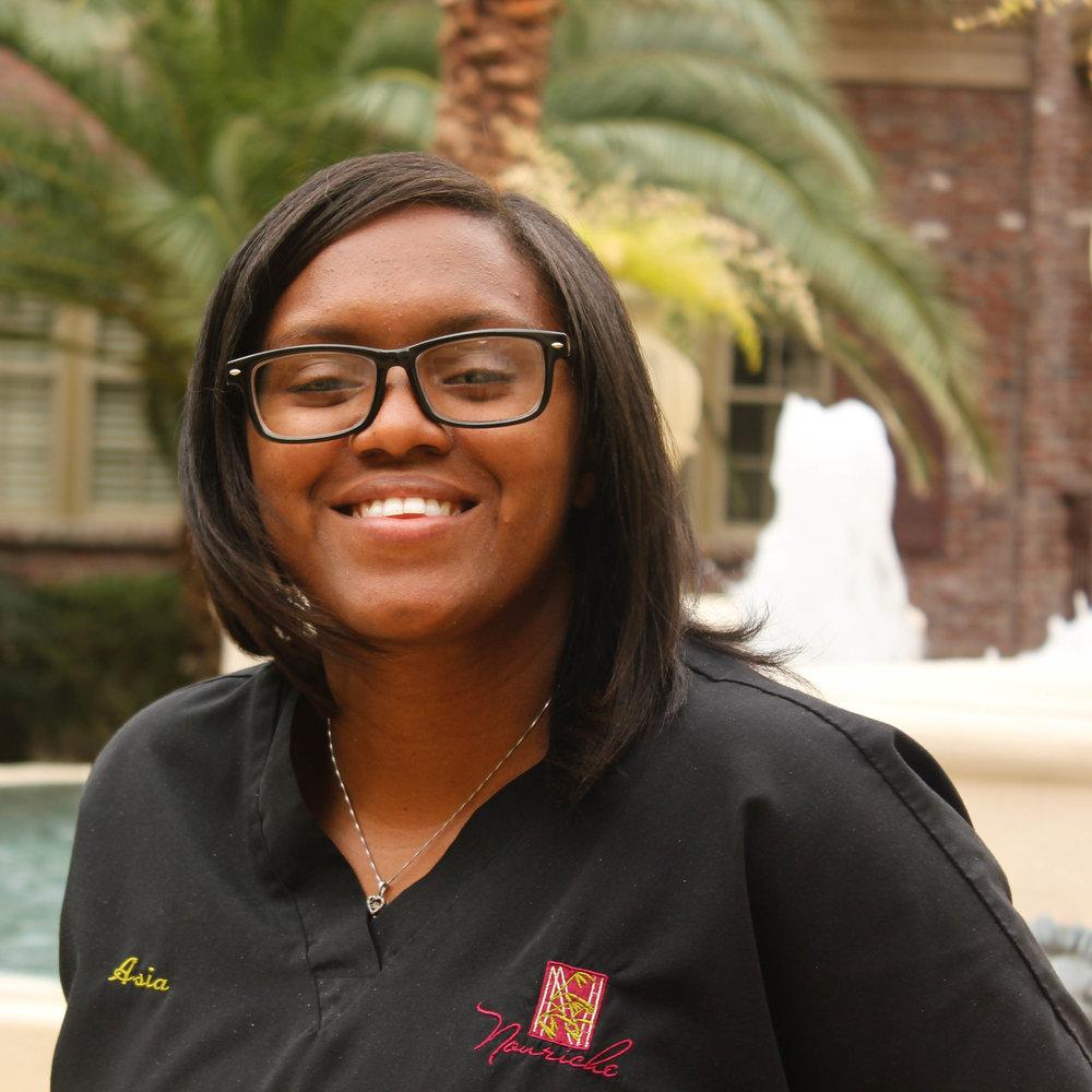 Asia Jones - Medical Coordinator