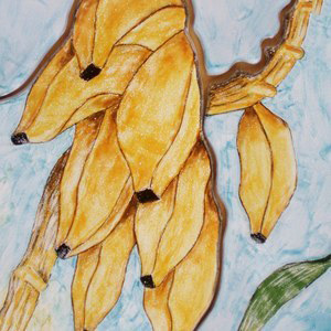 Plantain Panel Detail
