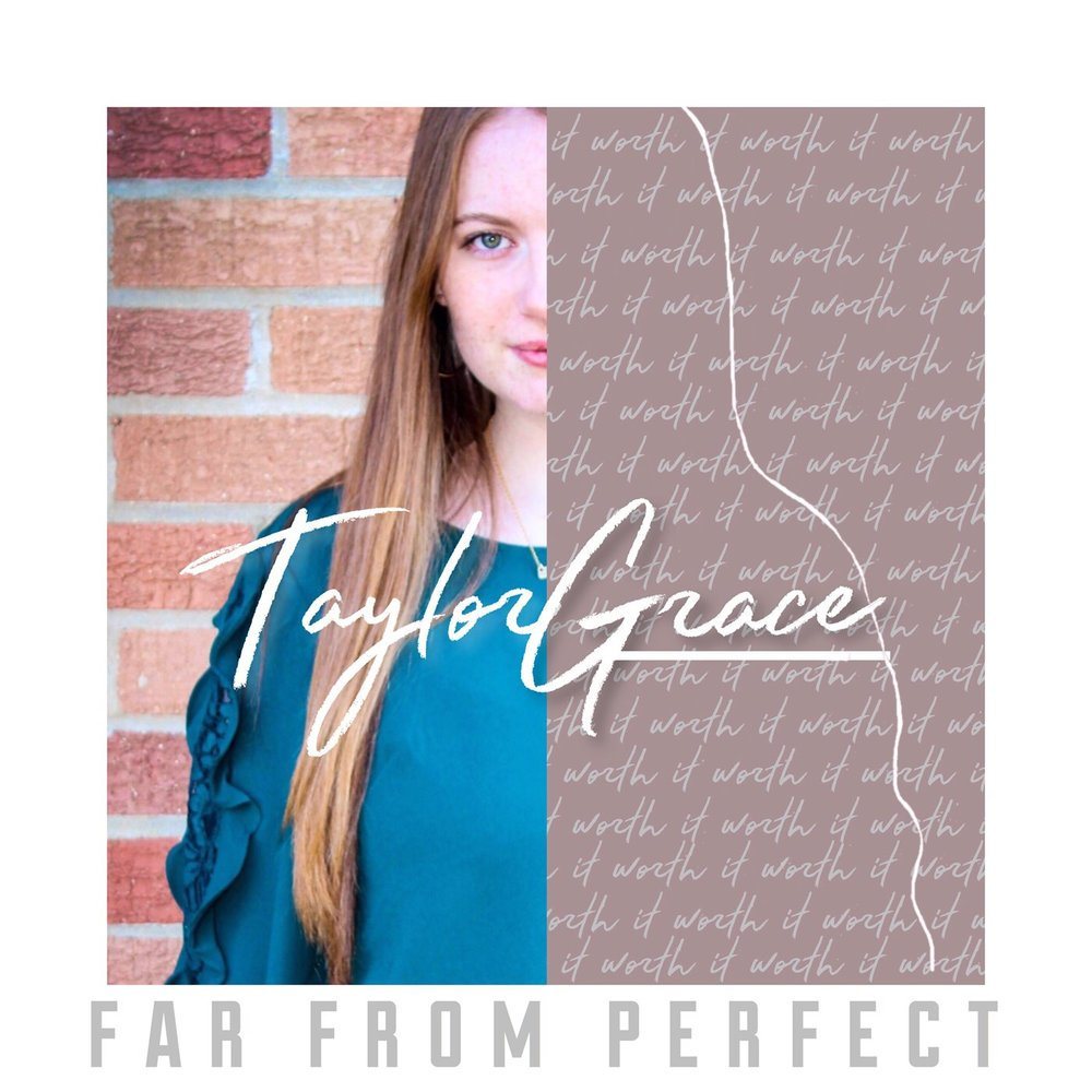 My debut single, Far from perfect, is now available everywhere!!!!! -