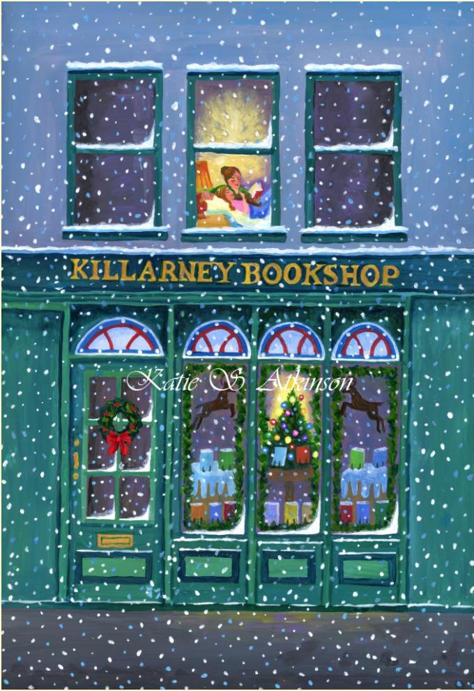 Cover for November/December issue of Bookmarks Magazine