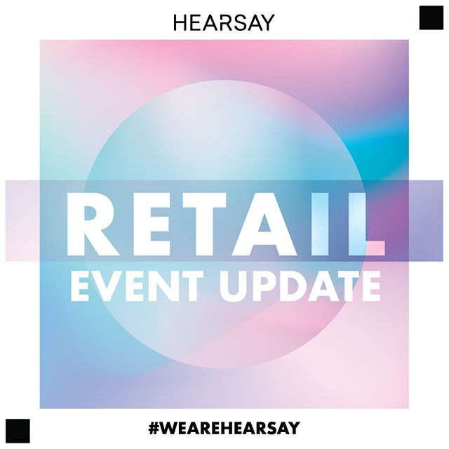 Due to some unforeseen circumstances we  are having to pull this months Event. We have taken a lot of time, thought and consideration into this decision but the issues that have been bought to our attention do directly affect the Hearsay community and we feel a responsibility to them.  We hope to see you at the next Hearsay event.  Hearsay HQ