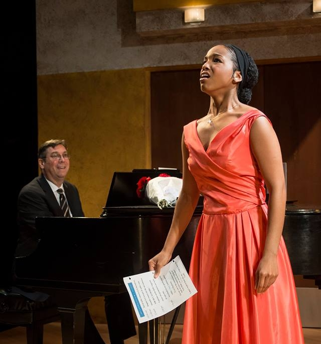 As Sharon Graham in  Masterclass  (the same role that garnered Audra McDonald a Tony win). (Metrostage)