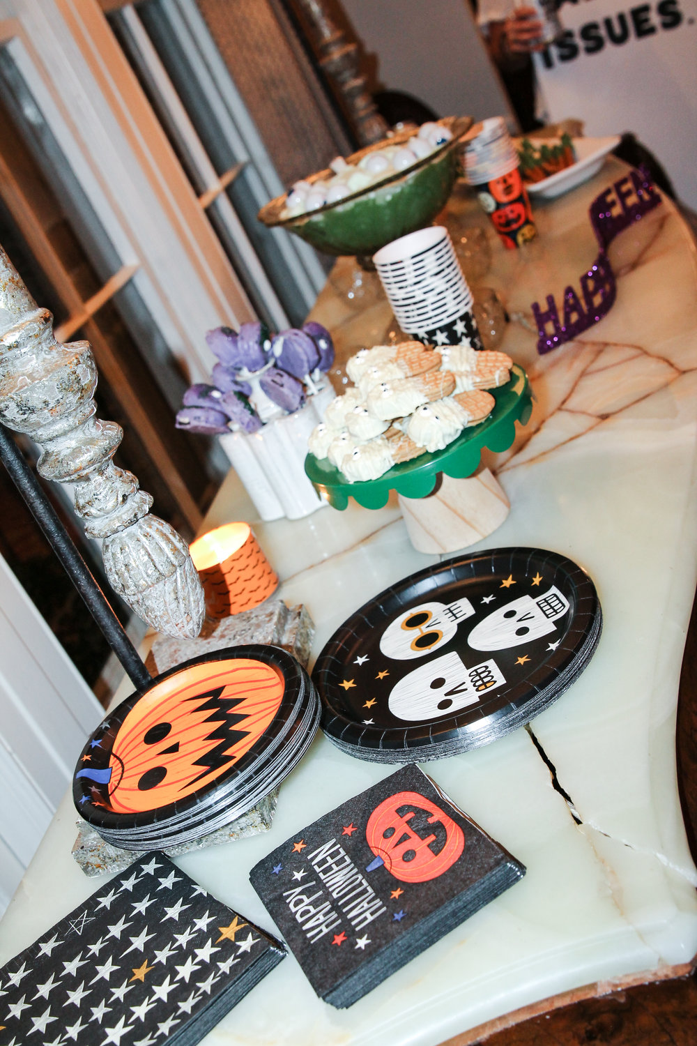 HALLOWEEN PARTY - LAST MINUTE PLANNING
