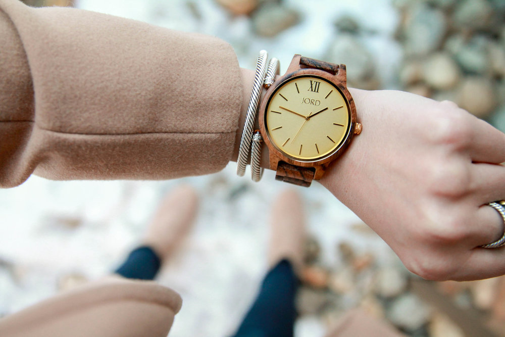 women's watcheS - SPONSORED BY JORD