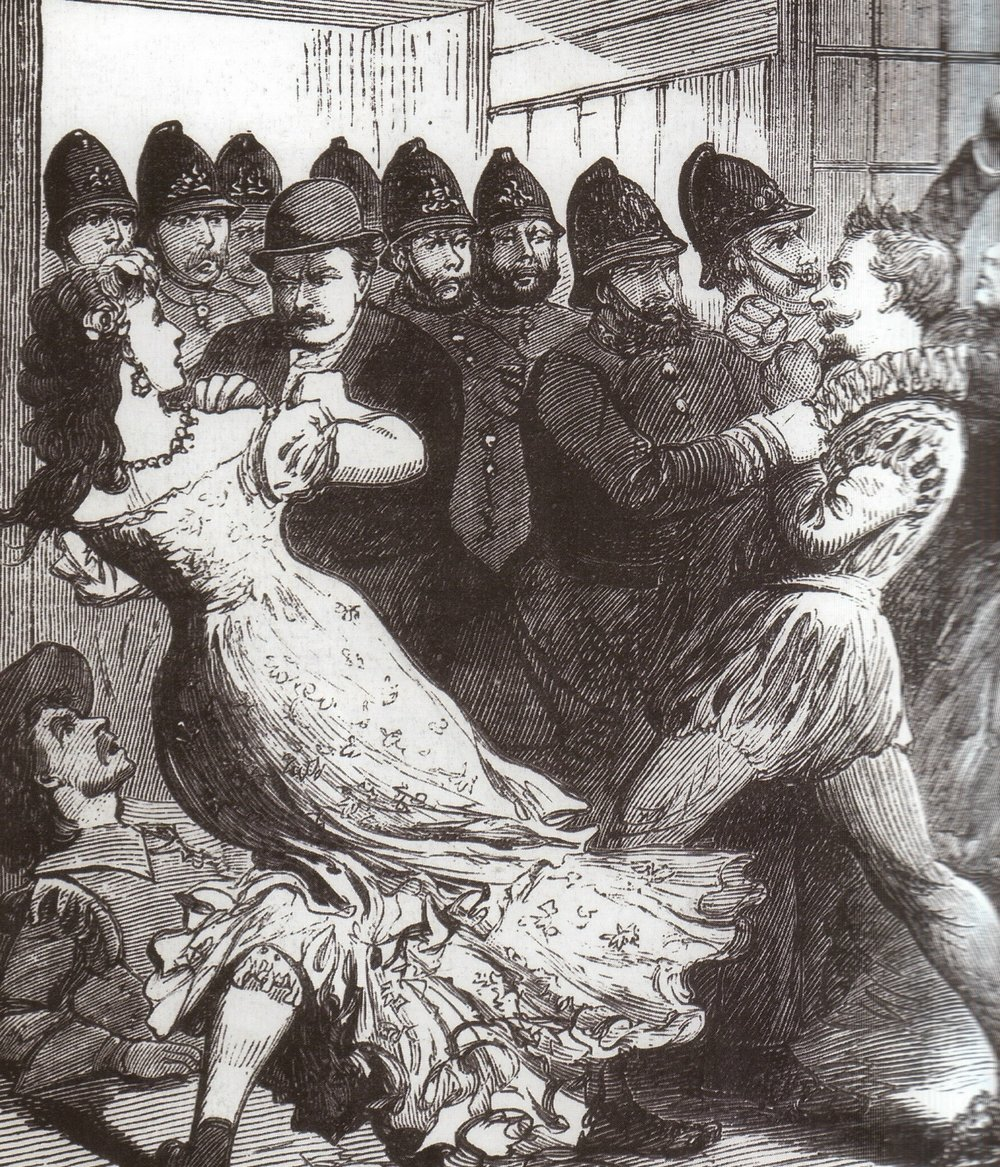 4 - Drag ball, Hulme, c.1880 Illustrated Police News.jpg