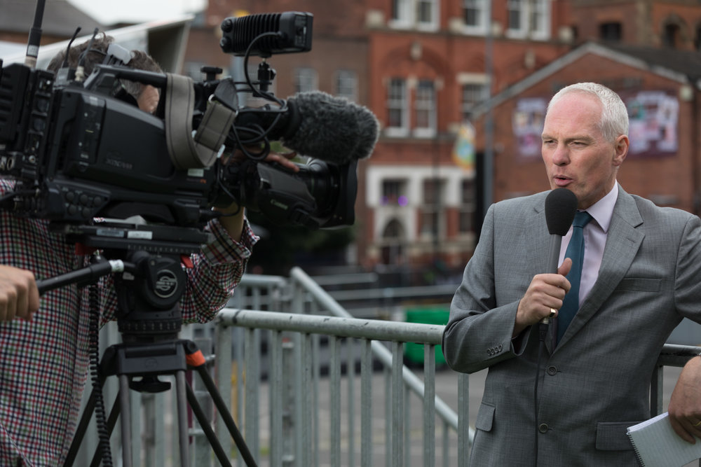 308 - TV & radio broadcasts in August featuring Manchester Pride