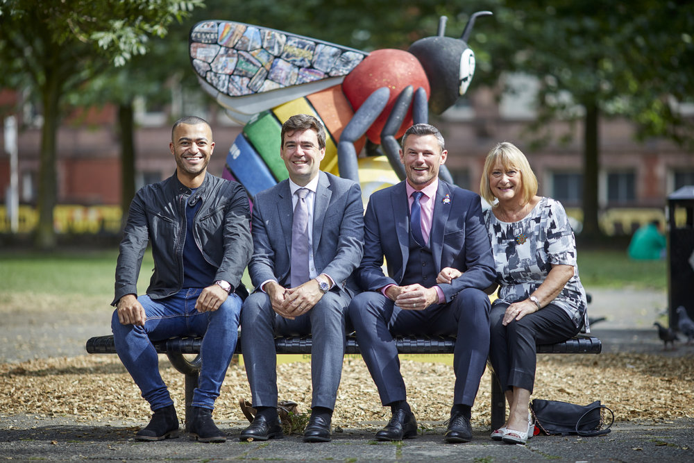 MANCHESTER PRIDE CHIEF EXEC JOINS MAYOR'S UK'S FIRST CITY-REGION LGBT ADVISER AND PANEL -