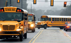 Just one thing of many that Georgia drivers need to know about when passing our school buses… -