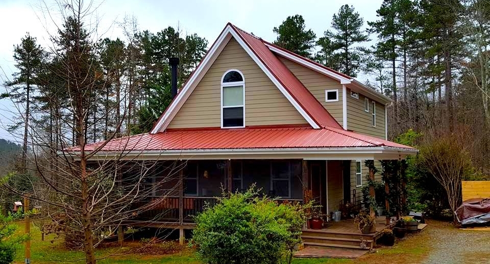Kimberly McCullen - Mark and crew did an amazing job on our new metal roof and we love it! We highly recommend RoofCrafters without hesitation! Thanks Mark!!