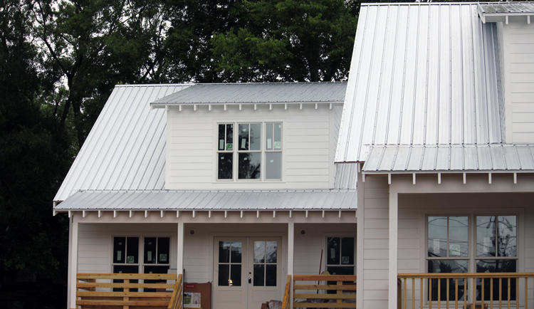 Chapel Hill Metal Roofing