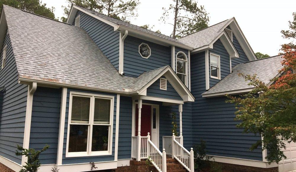 Chapel Hill Shingle Roofing