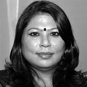 Dr Aparajita Gogoi  est Directrice exécutive du Centre pour la catalyse du changement en Inde. Dr Gogoi est une politologue avec plus de 20 ans d'expérience dans les campagnes de plaidoyer, la gestion de projet et la définition des approches et des stratégies pour les questions de politique.