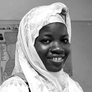Abubakari Kawusada  est Responsable du genre et de la gouvernance à NORSAAC, le secrétaire national de  Filles, Pas Epouses Ghana  et l'organisateur de la plate-forme ODD de la région du Nord au Ghana.