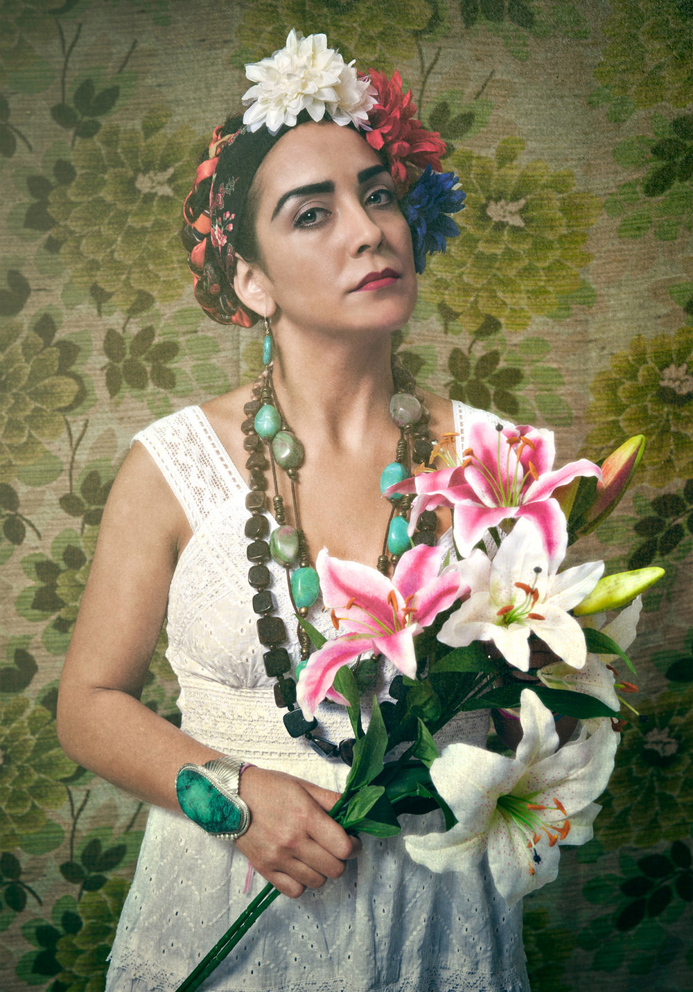 Make-Up, Hair & Styling: Fabrizia Conti -  www.fabriziaconti.blogspot.com   Model: Jennifer M.