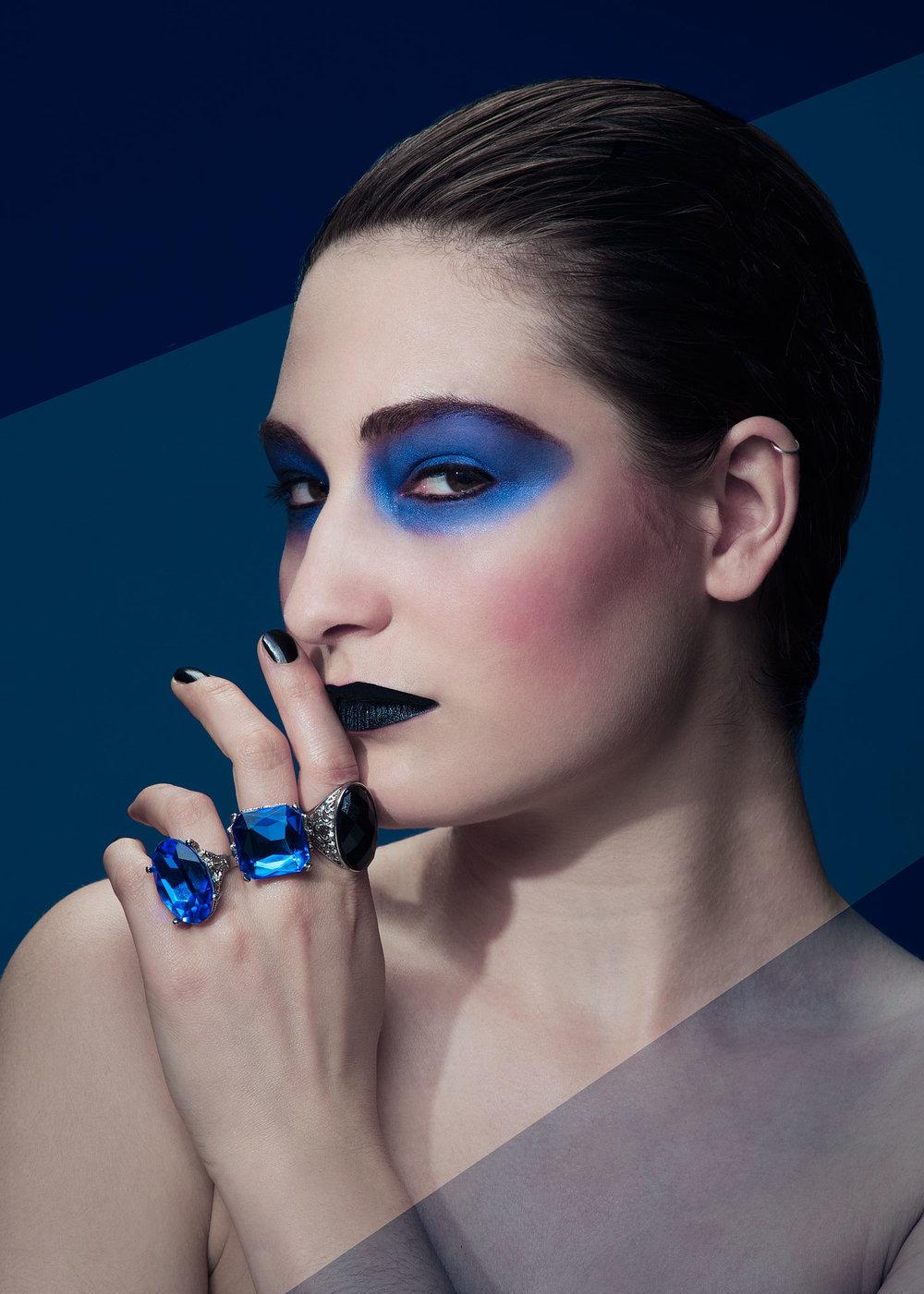 Make-Up&Hair: Julie Fuhrmann -  www.juliefurhmann.ch   Model: Lisa M. from Fotogen Modelagency -  www.fotogen.ch