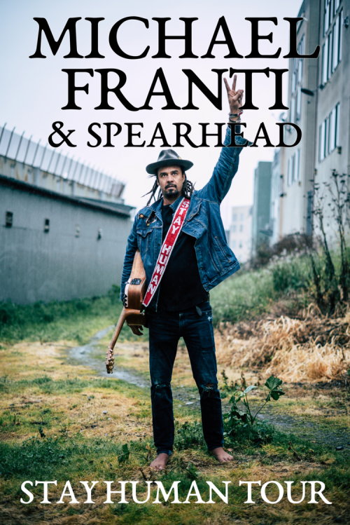 Michael Franti& Spearhead - With special guest Proxima ParadaA Special Benefit ConcertThursday, June 14th, 7PM at Live Oak CampMore information
