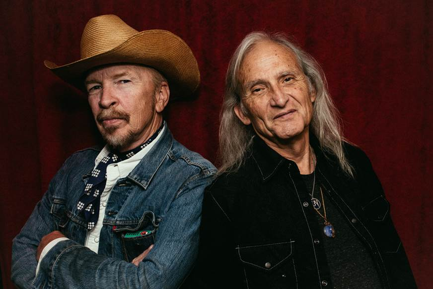 Dave Alvin and Jimmie Dale Gilmore with the Guilty Ones - Friday, June 21st, 9 PM