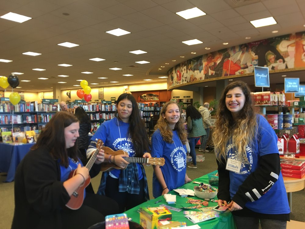 Barnes & Noble Makers Fair