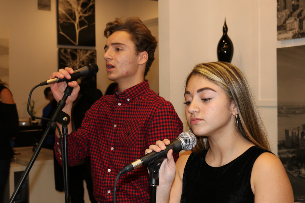 Talented students perform at The Color of STEAM