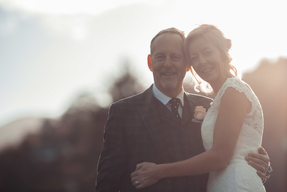 lake district wedding photography in Braithwaite
