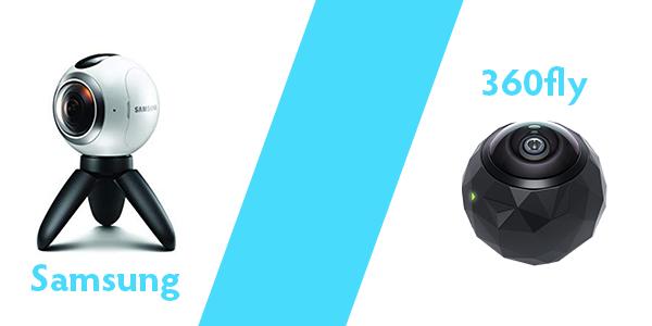 Samsung Gear 360 (2016) - 360fly