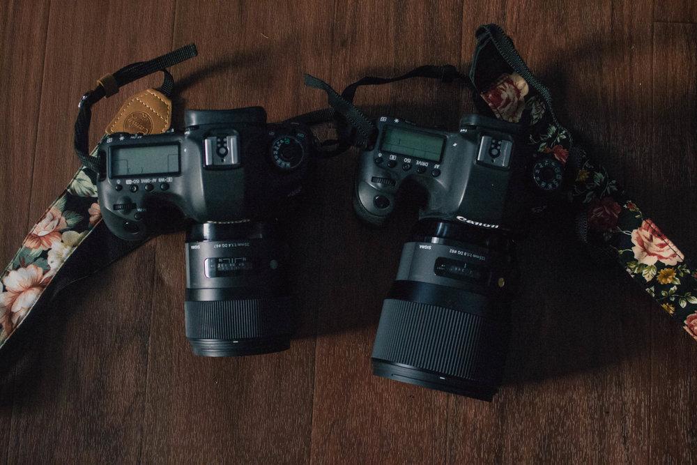 Camera Bodies -