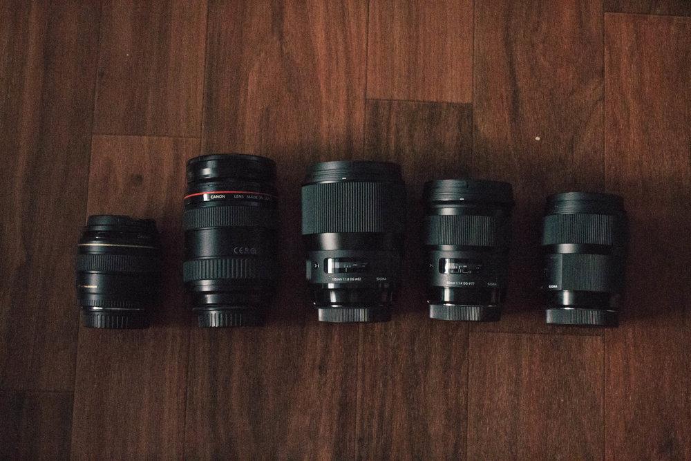 Lenses -