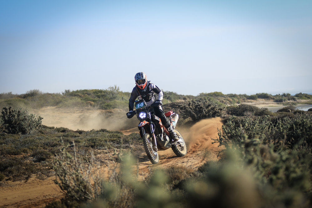 RALLY PAN-AM TEAM RIDER // USA - WES VANNIEWENHUISE
