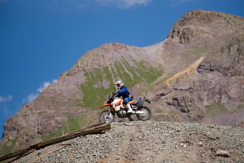 Rally Pan-am Team Rider // USA - SCOTT BRIGHT