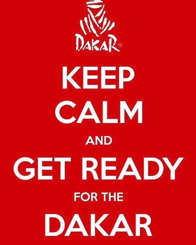 Keep Calm and get READY! #dakar #rallypanam #bajarally #sonorarally #coast2coast #merzougarally #serresrallyraid #braaaap