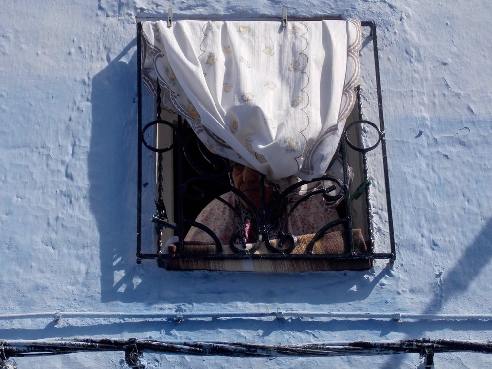 "Chefchaouen, Morocco ""The Blue City"""