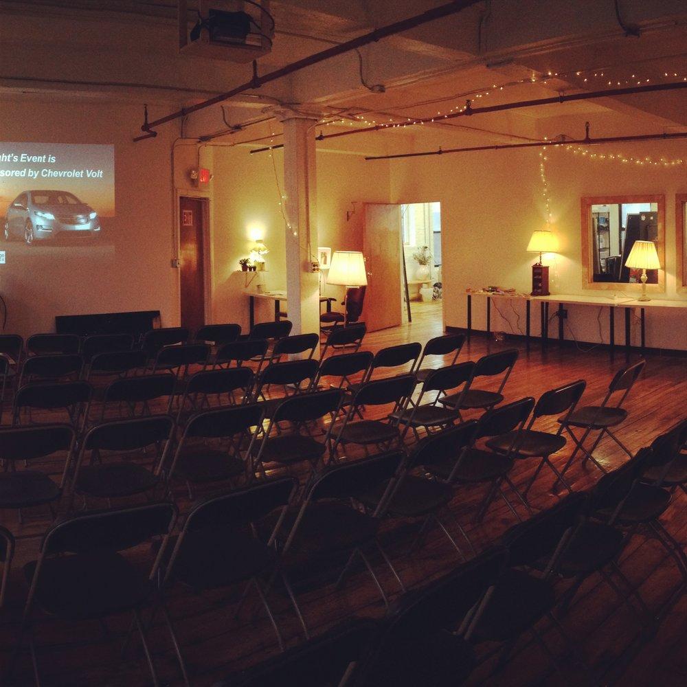 Cambridge Hackspace Presentation