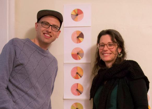 Caitlin Foley & Misha Rabinowitz