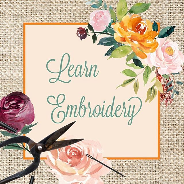 Did you miss the last embroidery class by the ever so talented @collectedthread and @cultivate_creative? Join them at @uncommonokc on 2/17 for an awesome class and refreshments! Check their Instagram profiles for more info (and a sweet deal if you sign up with a friend!) 😍
