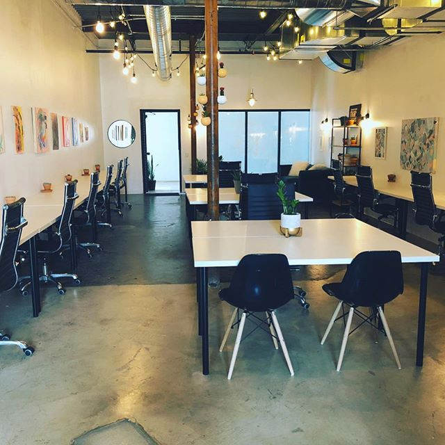 One whole year ago we opened our doors to a community of people who have become coworkers and friends! We've shared in so much together: engagements, new business ventures, moves across the country (we miss you, Clayton!), and sometimes even sad times BUT we are so glad to have supported/be supported by an amazing network of people who are doing amazing things in OKC. Thank you all so much! Now, let the pizza party and other fun stuff begin in celebrating ONE YEAR of @uncommonokc ! 🎉 🎊 🎈 🧁