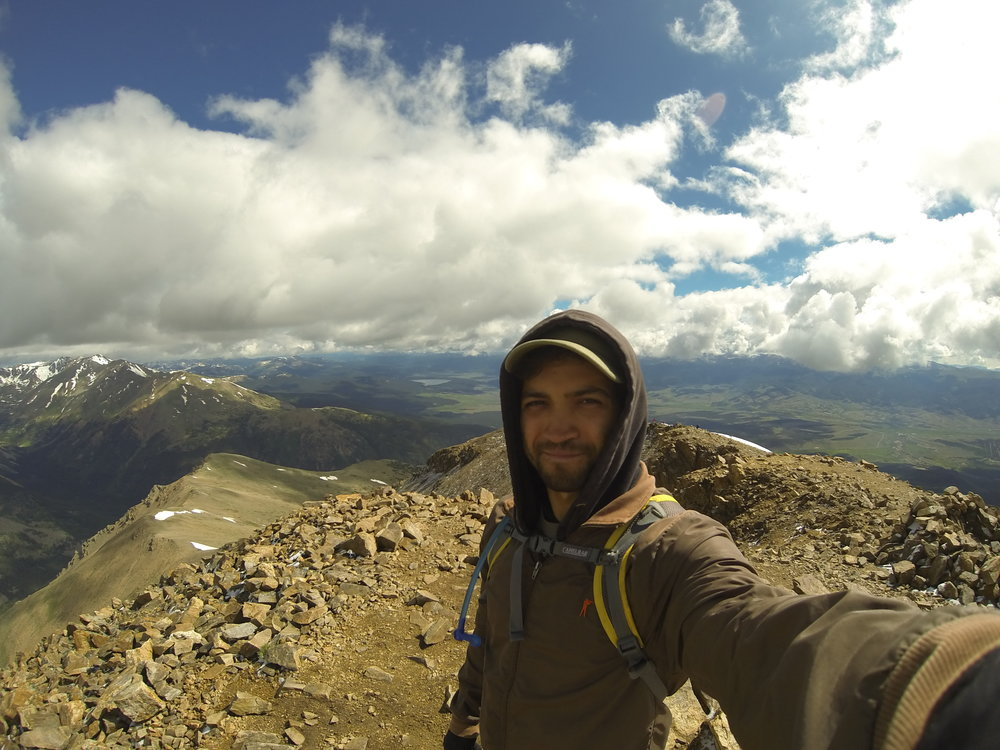 Mount Elbert - 14,439 ft - Jul 2015