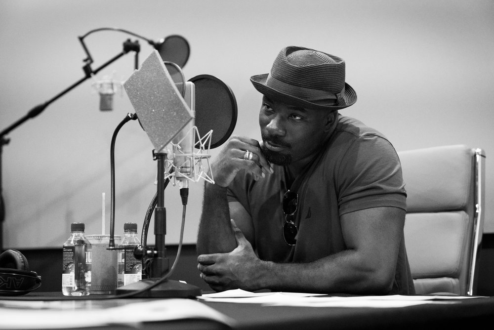 MIKE COLTER AS ED HESS