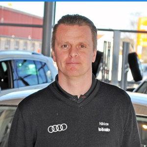 Niklas Johansson   Försäljningschef   0303-620 56   Niklas.Johansson@bilab.se