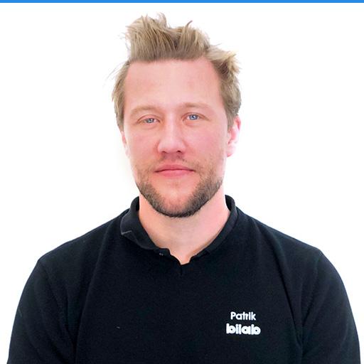 Patrik Albinsson   Skadereglerare   0303-620 35   patrik.albinsson@bilab.se