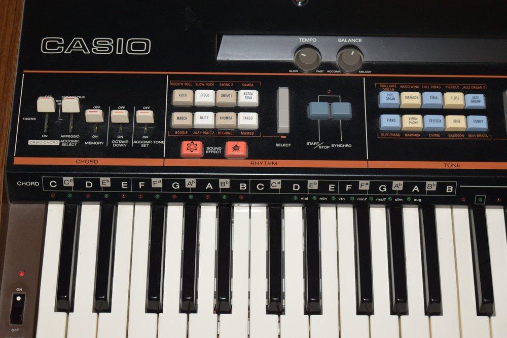 Casiotone 701
