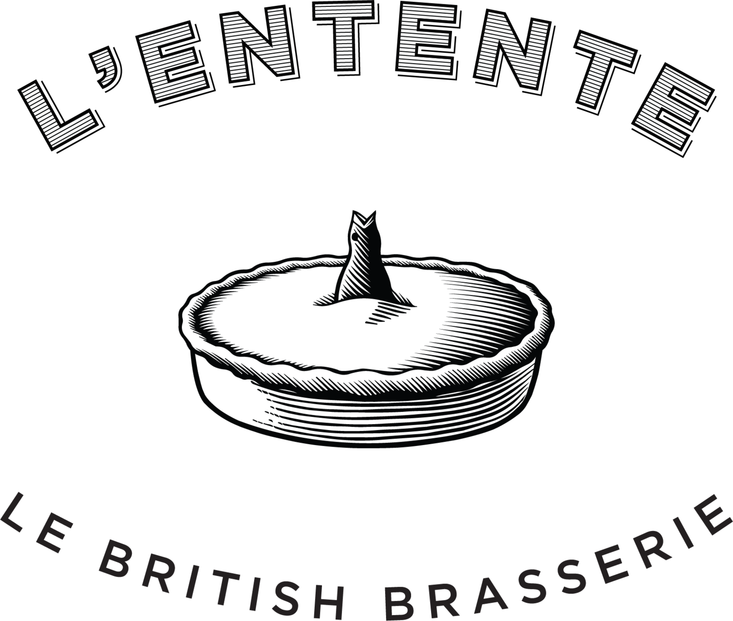 L'Entente, Le British Brasserie