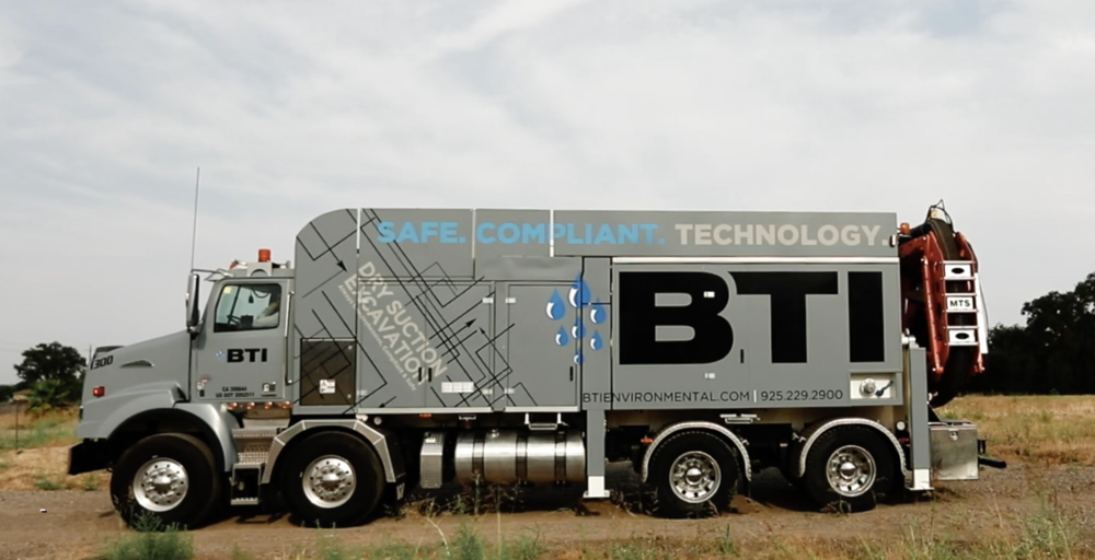 Dino Truck - Dry Excavation