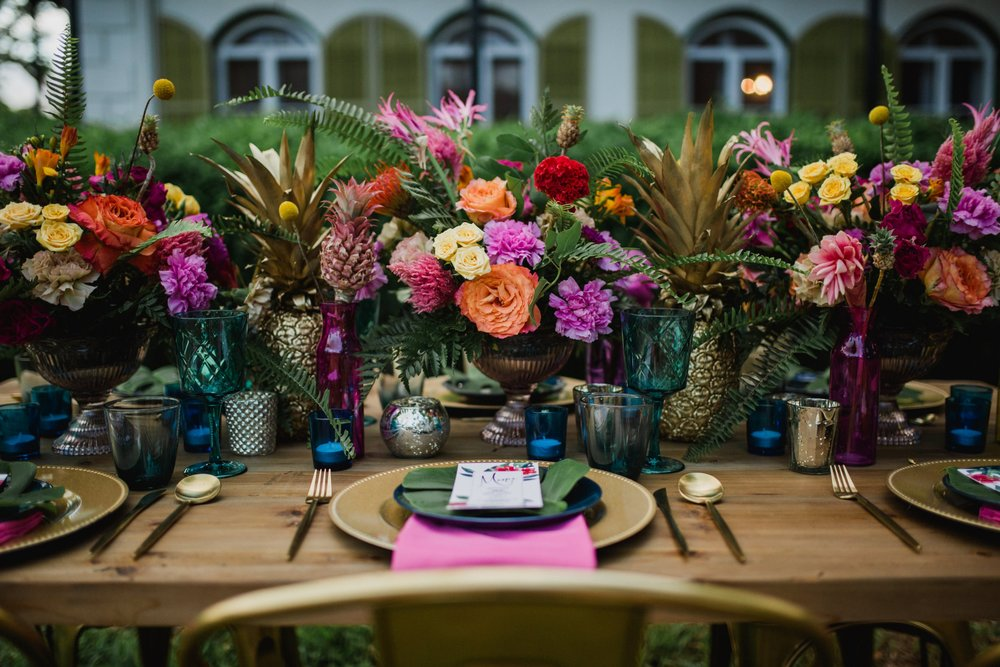 Table 7 Wedding Decor And Rentals