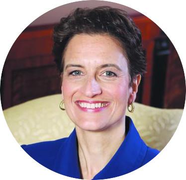 Dr Elizabeth Kiss - CEO of Rhodes TrustWarden of Rhodes House at University of Oxford