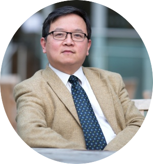 Professor Yike Guo     Founding Dean, Imperial College Data Science Institute