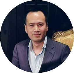 Jacky Wang     Founder of United Capital, Former Group Vice President of Alibaba Group
