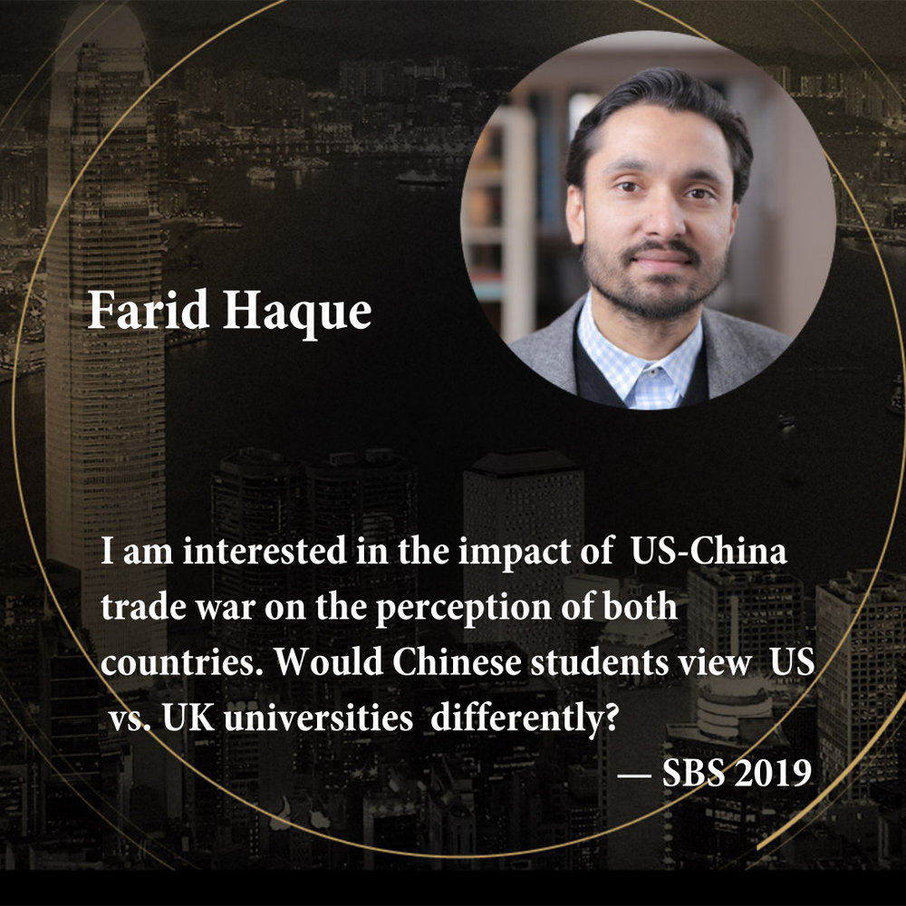 Farid Haque   Co-founder and COO of AssetVault