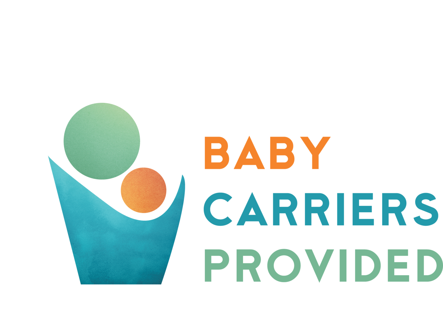 Baby Carriers Provided